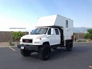 Dump Truck For Sale  Gmc C5500 4x4 Dump Truck For Sale
