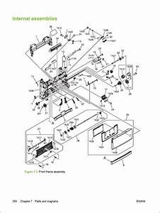 Hp Color Laserjet 2820 2830 2840 Service Manual