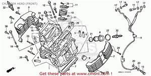 Honda Vt1100c Shadow 1988  J  Switzerland    Kph Cylinder