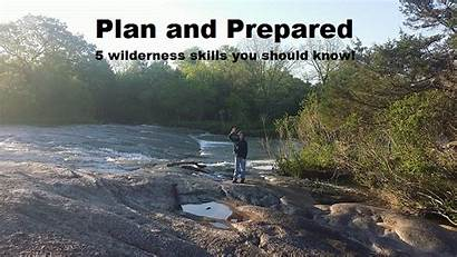 Wilderness Survival Skills Important Plan