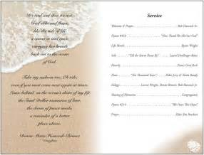 memorial programs templates funeral brochure templates free best agenda templates