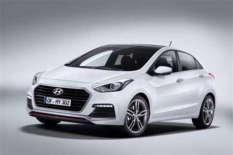 Hyundai I30 Turbo (2015)  Une Version Plus Sportive De La