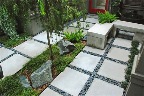 a zen garden in 225 sq ft asian landscape orlando