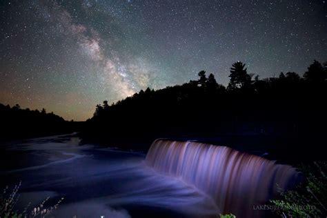 The Upper Peninsula Night Sky Michigan In Pictures