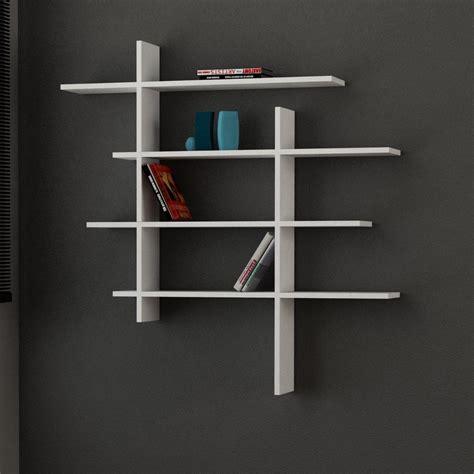libreria mensola standup libreria mensola design da parete in legno 115 x