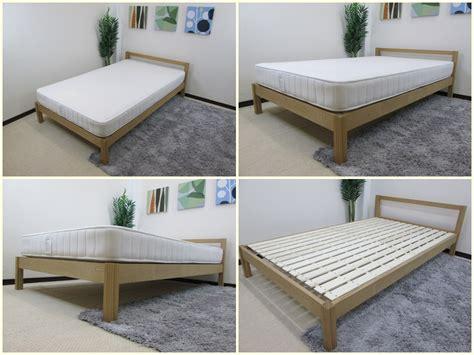 無印 良品 ベッド