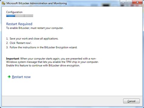 bitlocker deployment frequently asked questions