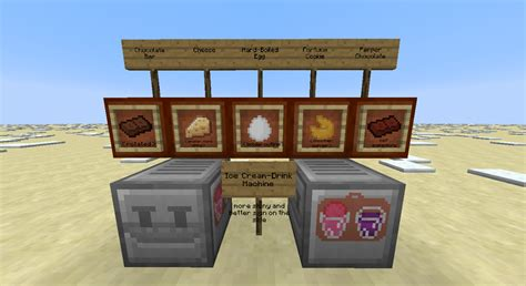 cuisine mod鑞e lots of food custom resource pack 16x minecraft texture packs curse