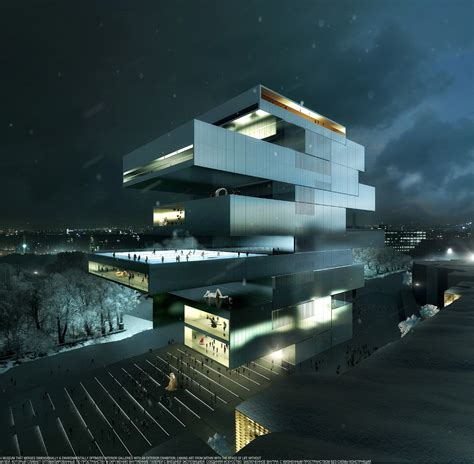 Heneghan Peng Architects Selected To Design Contemporary