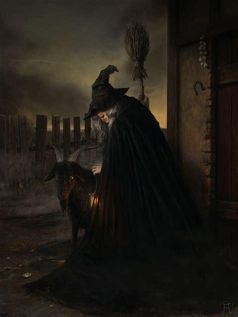 dark fantasy artworks  igor krstic digital illustrator