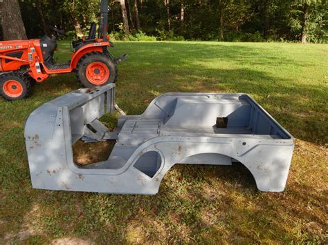Willys Tub For Sale by Willys M38a1 Tub For Sale 165 G503