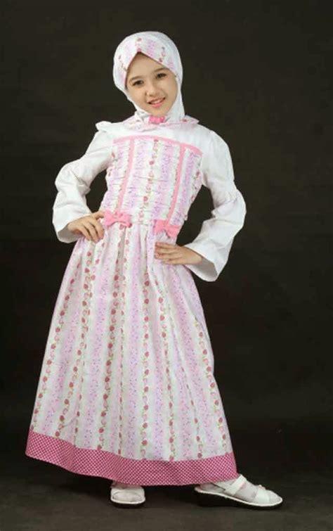 model busana muslim terbaru  anak perempuan