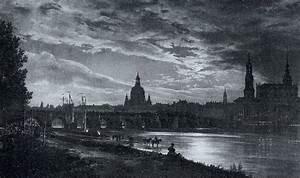 Historische Baustoffe Dresden : dresden historische bilder 02 dresden im mondlicht lgem lde von chr cl dahl ~ Markanthonyermac.com Haus und Dekorationen