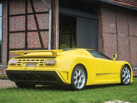Bugatti Eb110 Super Sport To Be Auctioned At Rm Sotheby's