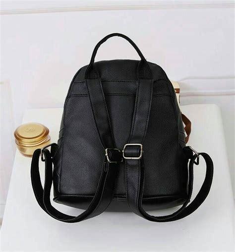 jual tas mini kecil import batam ransel backpack wanita imut kulit korea bell s boutique