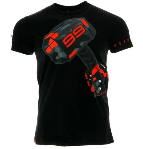 tshirt moto jorge lorenzo hammer black t shirt 2017 jorge lorenzo 99 hammer for men moto gp t shirt racing sporty summer black t shirt bv in