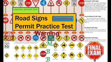Ny Learner Permit Practice Test Questions 2018