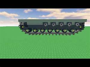 Tank Suspension Revealed