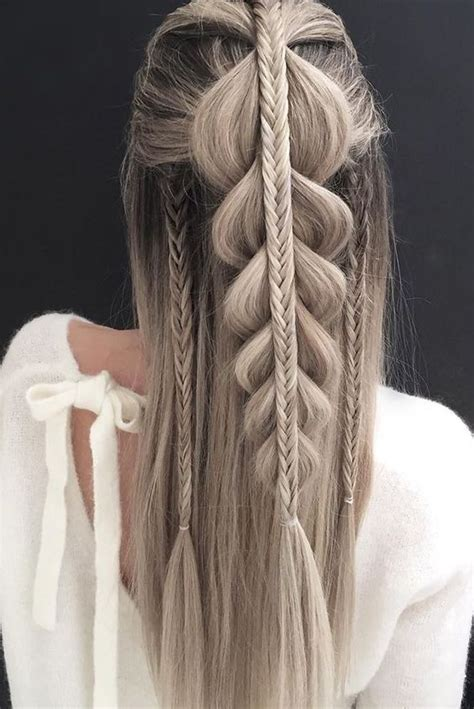 Braided Hairstyles And Creative by 10 Easy Stylish Braided Hairstyles For Hair 2019