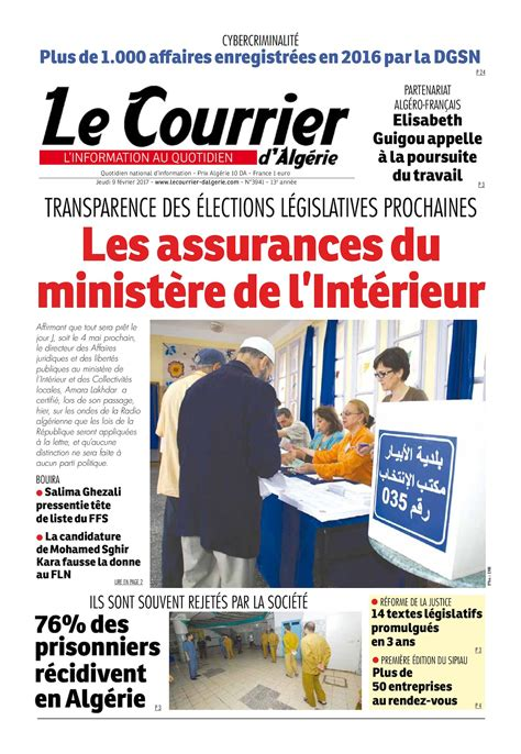 ministere interieur gov dz algerie ministere de l interieur 28 images des dizaines de marocains en situation irr 233