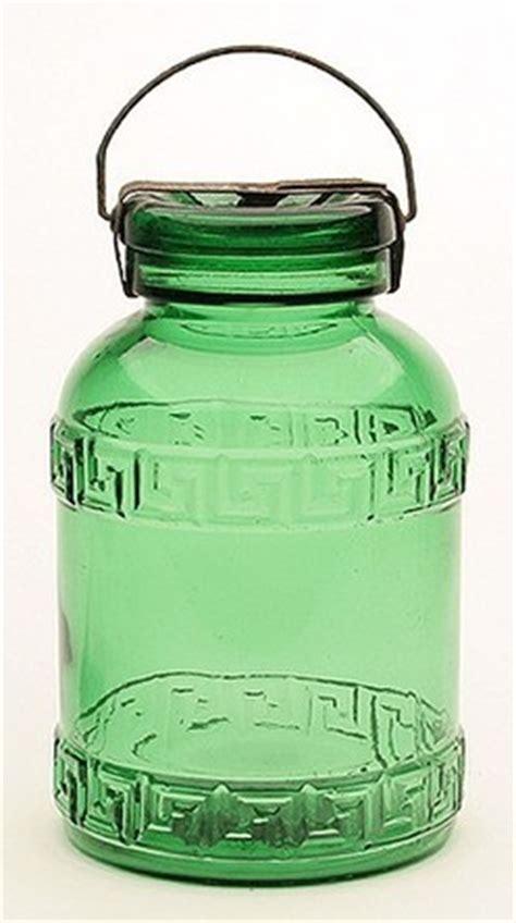 green canning jars value canning jar safety valve 1895 patent greek key green lid cl 1 2 gallon