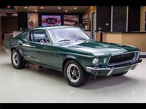 1968 Ford Mustang Fastback Bullitt For Sale - YouTube