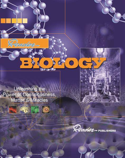 Biology Book Titles