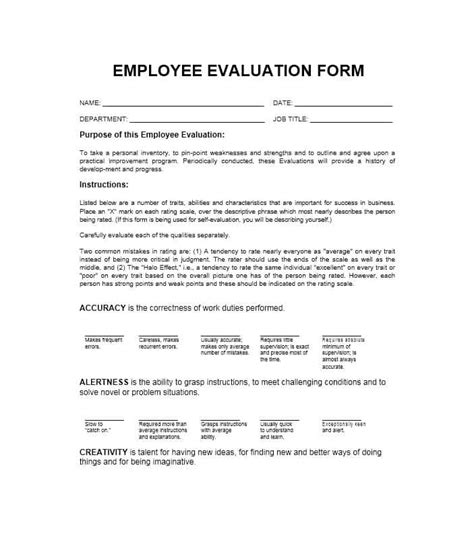 how to answer a self evaluation form 50 self evaluation exles forms questions template lab