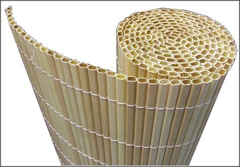 Sichtschutz Pvc Bambus by Sichtschutz Balkon Pvc Bambus Balkon House Und Dekor