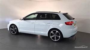 Audi A3 Sportback 2011 : fl61uod audi a3 sportback tdi s line se white 2011 derby audi youtube ~ Gottalentnigeria.com Avis de Voitures