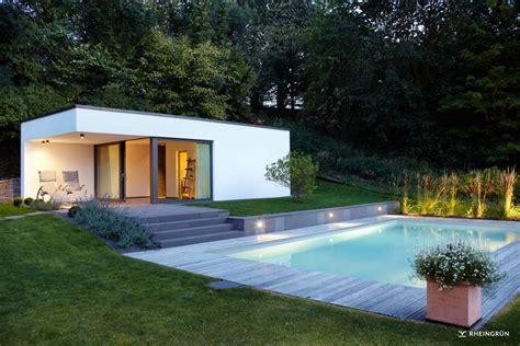 Pool Im Garten by Pool Im Garten Rheingr 252 N