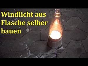 Hängelampe Aus Flaschen Selber Machen : diy windlicht aus einer flasche selber machen youtube ~ Frokenaadalensverden.com Haus und Dekorationen