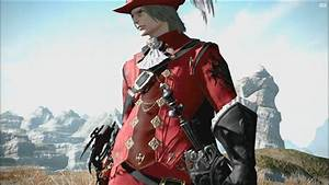 Final Fantasy XIV First New Job For New Stormblood