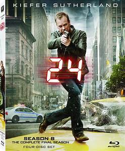24 DVD Release Date