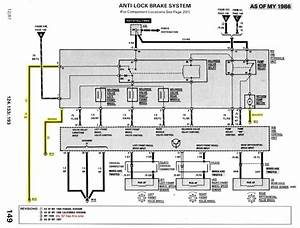 Mercedes W124 Abs Wiring Diagram