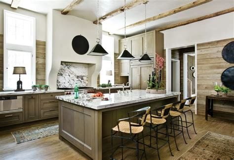 Rustic Kitchens That Draw Inspiration  Cowgirl Magazine