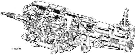Ford Gearbox Type 9 (t9