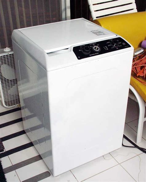 Ge Spacemaker Washer  Spence Ideas