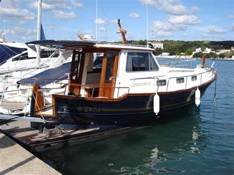 Motor Boats For Sale Menorca by 2003 Menorquin Yacht 110 Power Boat For Sale Www