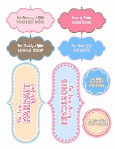7 best images of printable labels templates baby shower free printable baby shower labels for Printable baby shower tags