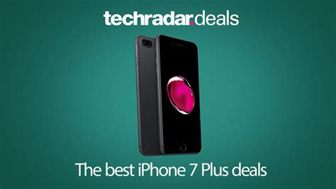 the best iphone 7 plus deals and uk contracts in september 2019 the best iphone 7 plus deals and uk contracts in november 2019 techradar