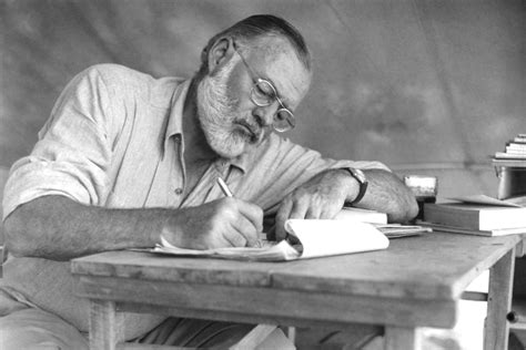 Ernest Hemingway And The Conquest Of Panic