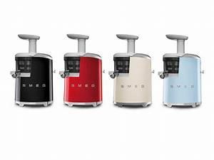 SJF01 Slow Juicer Smeg 5039s Style Collection By Smeg