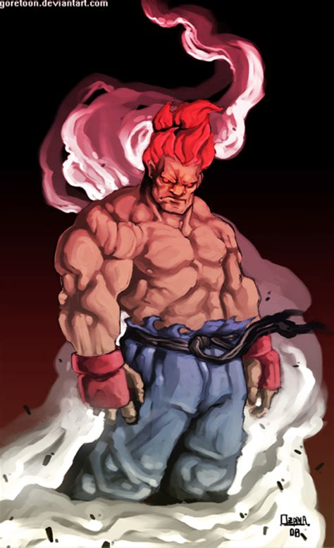 outstanding akuma gouki collection