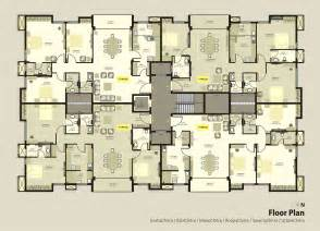 Blueprints For Apartments by Image Gallery Luxury Apartment Floor Plans