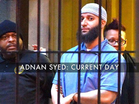 adnan syed case  joselyn keys