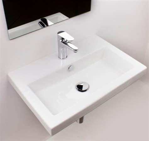 wall hung bathroom sink beautiful wall mount ceramic bathroom sink modern
