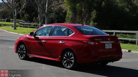 nissan sentra 2016 2016 nissan sentra 009 the truth about cars