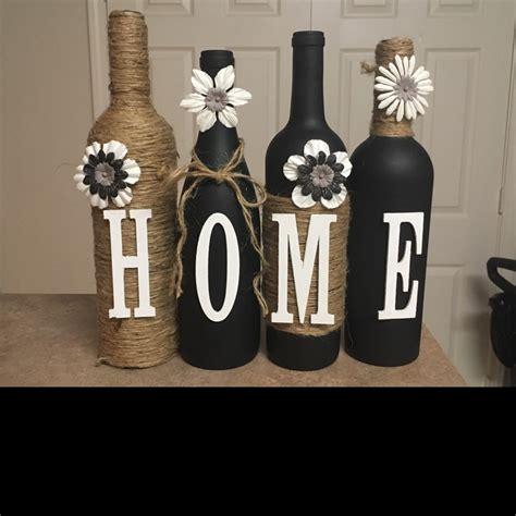 wine bottle curtains wine bottle decor painted family custom decorated