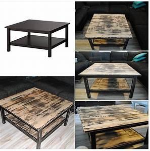 Table Industrielle Ikea : r sultats de recherche d 39 images pour table ik a modifi e homestagging pinterest ik a ~ Teatrodelosmanantiales.com Idées de Décoration